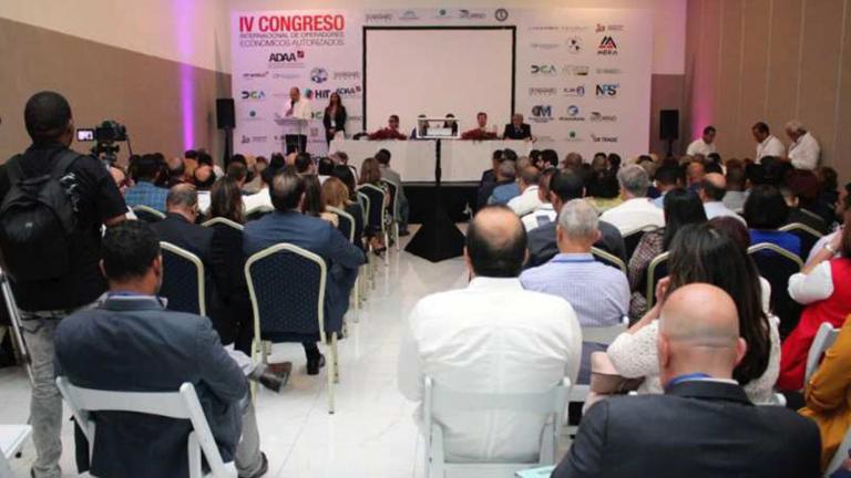 Intercoex S.A. Participa en el IV Congreso Internacional OEA Aduaneros y Logisticos Celebrado en Punta Cana