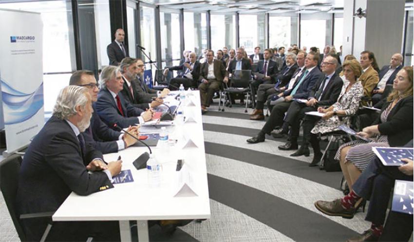 Intercoex Participa en la Firma del Manifiesto por la Competitividad de la Carga Aérea en España