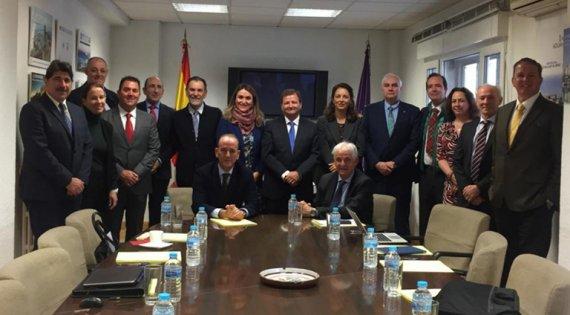 El Consejo General de Agentes de Aduana se reunió en Madrid el pasado 20 de febrero